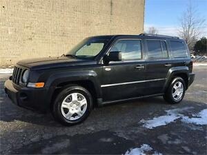 2008 Jeep Patriot 4x4/Rocky Mountain/Low KM/Certified & E-Tested