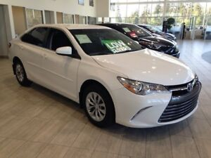 2017 Toyota Camry LE 3M, Tint, Starter, BSM, Door Sill Protector