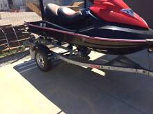 JET SKI TRAILER FOR SALE (comes with free Jet ski) Kewdale Belmont Area Preview