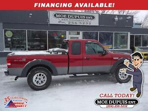 2007 Ford Ranger FX4/Off-Rd, ONLY 158 000KMS!! $11,986!!