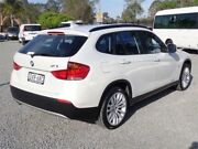 2011 BMW X1 E84 MY11 xDrive20d White 6 Speed Sports Automatic Wagon Elderslie Camden Area Preview
