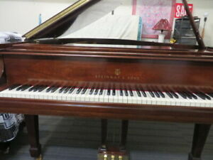 *STEINWAY S BABY GRAND* PIANO. A/ NEW. SUPERB. ONE OF A KIND!