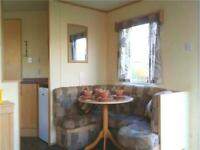 Pre Owned Caravan At Sandylands Saltcoats On Scotlands West Coast