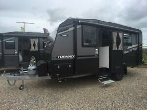 2018 Option RV Tornado 176 Chevallum Maroochydore Area Preview