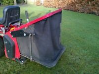 Westwood/ Countax T1300/1600/1800 Grass box collector- used working order.