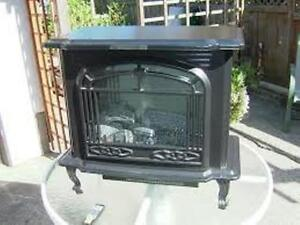 Paramount Electric Fireplace DBL-2000-MS