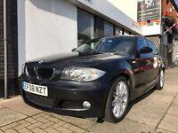BMW 1 SERIES 2.0 118d M Sport 5dr FULL SERVICE HISTORY