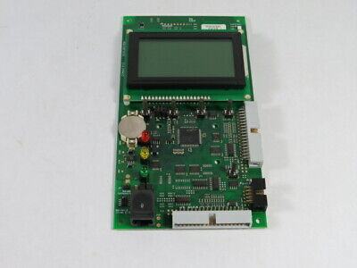 Nortec 2521277 Pcb Processor W Built-in Lcd Display Used