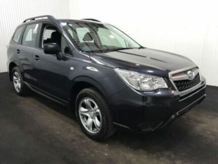 2014 Subaru Forester MY13 2.5I Dark Grey Continuous Variable Wagon