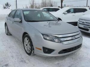 FORD FUSION 4 CYL MAGS, AIR CLIM, 2010, PROPRE   3899$