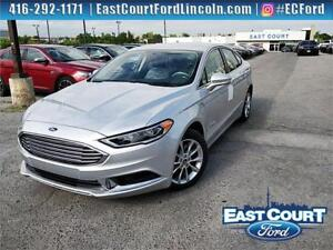 2018 Ford Fusion SE Luxury $55/wk, bluetooth, back up cam, NAV