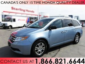 2011 Honda Odyssey EX-L | 1 OWNER | ALL SEASON MATS | LEATHER