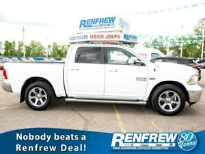 2014 Ram 1500 *FLASH SALE* Laramie 4x4 Crew Cab, Navigation, Rem