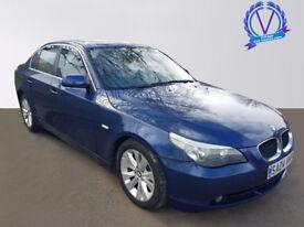 BMW 5 SERIES 530d SE 4dr Auto (blue) 2004