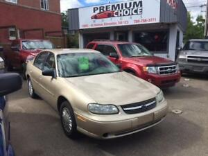 2003 Chevrolet Malibu...WEEKEND CASH SPECIAL 15000.00 INSPECTED