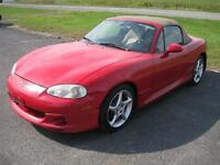 2001 Mazda MX-5 Miata Coupe (2 door)