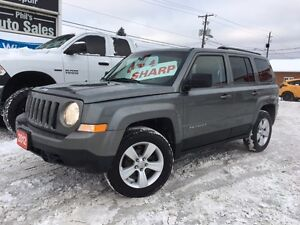 2012 Jeep Patriot North Edition 4X4 / SAVE!! / FOR ONLY $13 995!