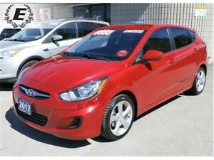 2012 Hyundai Accent GLS WITH 2 SETS OF TIRES & RIMS