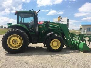 2004 John Deere 7720 IVT w/ loader/grapple/joystick $69,500