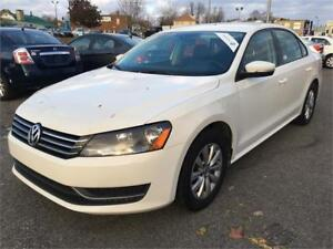 2013 Volkswagen Passat BLUETOOTH MAGS SEIGES CHAUFF. 5SP CRUISE