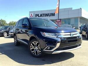 2017 Mitsubishi Outlander SE Touring Package | No Charge AWD