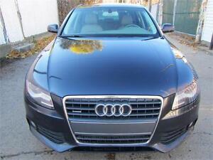 Audi A4 2012 2.0T Premium 4X4 FINANCEMENT MAISON $65 SEMAINE BMW