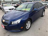 2012 Chevrolet Cruze LT..2 SETS OF WHEELS, BLUETOOTH..ONLY $9500 City of Toronto Toronto (GTA) Preview