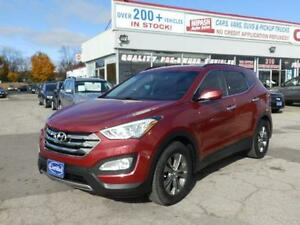 2014 Hyundai Santa Fe Sport ECO AWD BLUETOOTH CERTIFIED E-TESTED