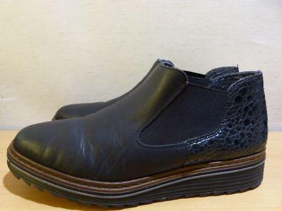 Rieker Damen Schuhe Stiefelette,Gr.39