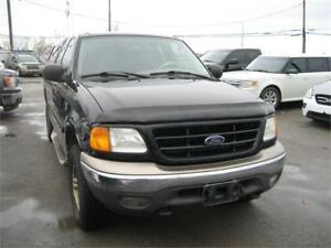 2004 Ford F-150 Heritage XL WITH CAP RUNS AND DRIVES AS-IS DEAL