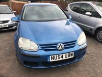 2005 Volkswagen Golf 1.4, MANUAL, LOW INSURANCE GROUP, CLEAN CAR, 07506507253