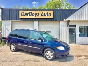 2006 Dodge Grand Caravan **STOW & GO** local MB vehicle