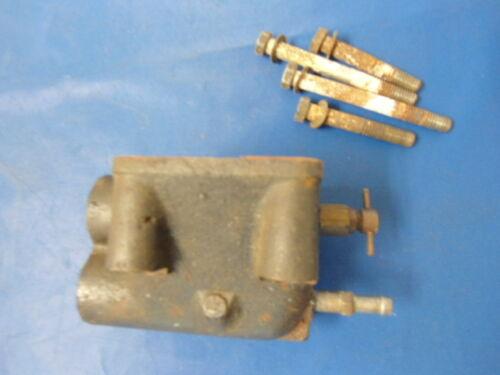 Exhaust Manifold Cap Volvo AQ170 831070 End Plate