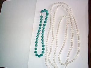 antique / vintage pearl necklaces Belleville Belleville Area image 1