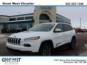 2017 Jeep Cherokee 75TH ANNIVERSARY**SAFETY TEC GROUP**COLD WEAT