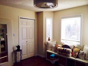 Central Edmonton Condo for rent