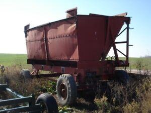 Jiffy High Dump Wagon