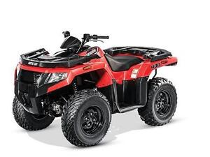 2016 ARCTIC CAT 400 AND 500 2 YEAR WARRANTY $5295 AND $5995