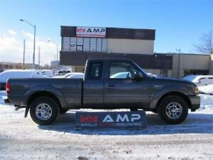 2011 Ford Ranger RWD AUTO A/C ALLOYS FLARES BEDLIN not Certified