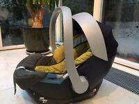 Cybex Aton car seat from birth to 13kg in excellent condition £30