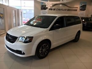 Dodge Grand Caravan SXT BLACKTOP + DVD + CAMERA + 2017