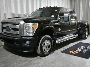 2016 Ford Super Duty F-350 DRW Lariat 4x4 SD Crew Cab 172.0 in.