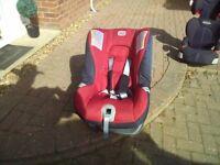 Brittax car seats x2