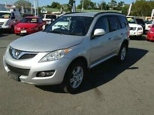 2012 Great Wall X200 K2 MY12 4x4 Silver Manual Wagon Greenslopes Brisbane South West Preview