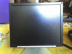 "Sharp 17"" LCD Monitor"