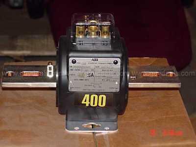 Abb Type- Cmf Current Transformer Ratio 4005a Bil10kv 60hz Nsv 0.6kv New