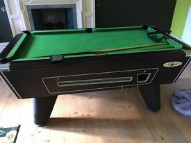Supreme Pool Table 6ft
