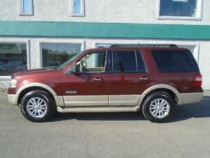 Ford Expedition  Eddie Bauer 2007, Impeccable....Seulement 13200