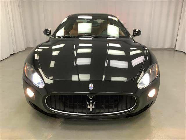 2009 Maserati Gran Turismo S Coupe 2D 2009 Maserati GranTurismo S Coupe 2D
