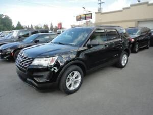 Ford Explorer 2016 AWD-3.5L-7Passagers-Camera-Bluetooth a vendre